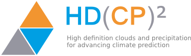 High definittion clouds and precipitation for advancing climate prediction